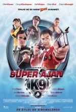 Süper Ajan K9 (2008) afişi