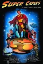 Super Capers (2009) afişi