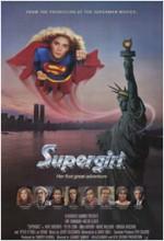 Super Kız (1984) afişi