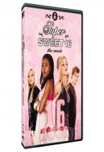 Super Sweet 16 (2007) afişi