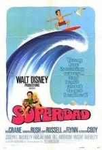 Superdad (1973) afişi