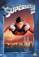 Superman 2 (1980) afişi