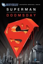 Superman/Doomsday (2007) afişi