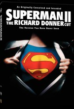 Superman II: The Richard Donner Cut (2006) afişi