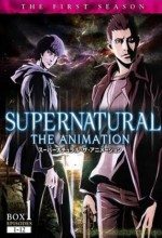 Supernatural: The Animation (2011) afişi
