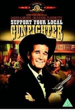 Support Your Local Gunfighter (1971) afişi
