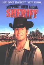 Support Your Local Sheriff! (1969) afişi