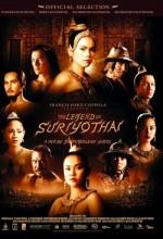 Suriyothai (2001) afişi
