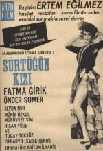 Sürtüğün Kızı (1967) afişi
