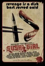 Sushi Girl (2012) afişi