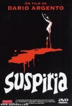 Suspiria (1977) afişi