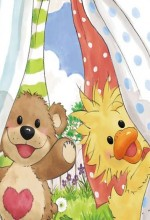 Suzy's Zoo: Daisuki! Witzy (2011) afişi