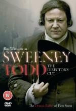 Sweeney Todd (2006) afişi