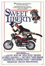 Sweet Liberty (1986) afişi