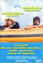 Travolti da un insolito destino nell'azzurro mare d'agosto (1974) afişi