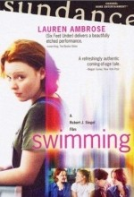 Swimming (2000) afişi