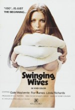 Swinging Wives (1971) afişi
