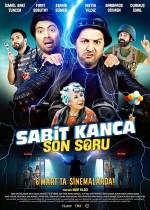 Sabit Kanca 3: Son Soru (2020) afişi