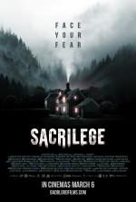 Sacrilege (2020) afişi
