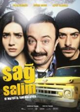 Sağ Salim (2012) afişi