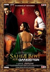 Saheb Biwi Aur Gangster Returns (2013) afişi
