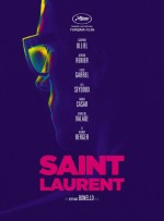 Saint Laurent (2014) afişi