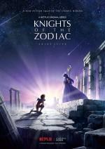 Saint Seiya: Knights of the Zodiac (2018) afişi