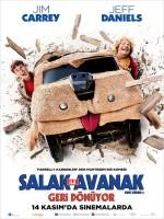 Salak ile Avanak Geri Dönüyor (2014) afişi