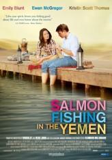 Salmon Fishing In The Yemen (2011) afişi