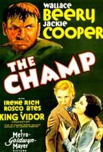 Şampiyon (1931) afişi