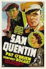 San Quentin (1937) afişi