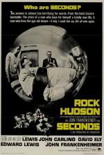 Saniyeler (1966) afişi