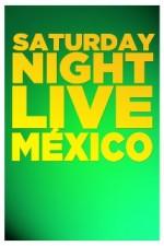 Saturday Night Live México (2013) afişi