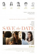 Save The Date (2012) afişi