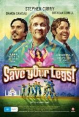 Save Your Legs! (2012) afişi