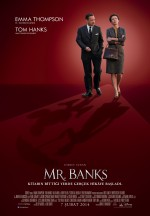 Mr. Banks (2013) afişi