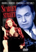 Scarlet Street (1945) afişi