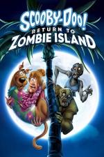 Scooby-Doo! Return to Zombie Island (2019) afişi