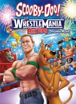 Scooby-Doo: Güreş Macerası (2014) afişi