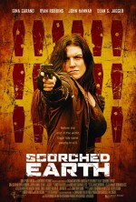 Scorched Earth (2017) afişi