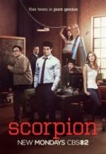 Scorpion (2014) afişi