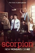 Scorpion (2015) afişi