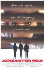 Scream for Help (1984) afişi