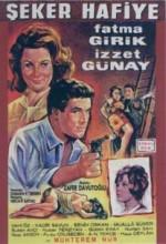 Şeker Hafiye (1965) afişi