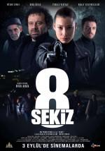 Sekiz (2020) afişi