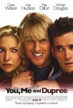 Sen, Ben ve Dupree (2006) afişi