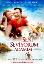 Seni Seviyorum Adamım (2014) afişi