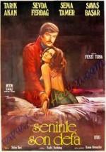 Seninle Son Defa (1978) afişi