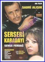 Serseri Kabadayı (1969) afişi