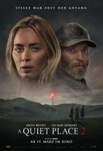 Sessiz Bir Yer 2 (2020) afişi